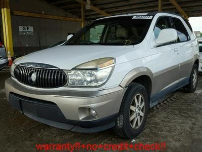 Used 2004 Buick Rendezvous CX