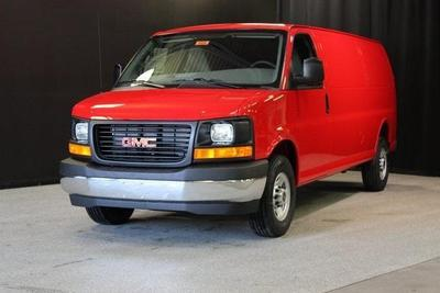 New 2017 GMC Savana 2500 Work Van