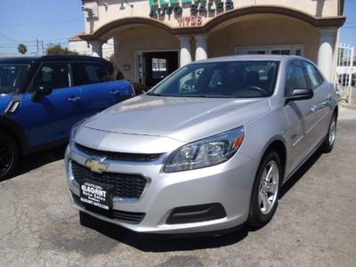 Used 2015 Chevrolet Malibu 1FL