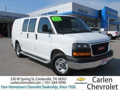 Used 2016 GMC Savana 2500 Work Van