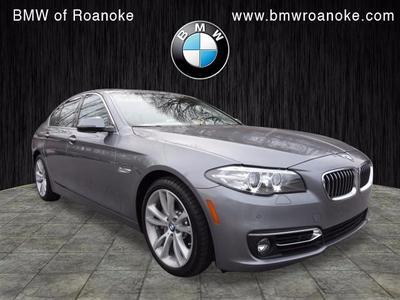 New 2016 BMW 535 i