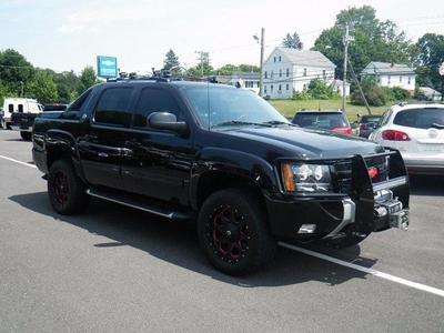 Certified 2013 Chevrolet Avalanche LT
