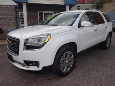 Used 2016 GMC Acadia SLT-1
