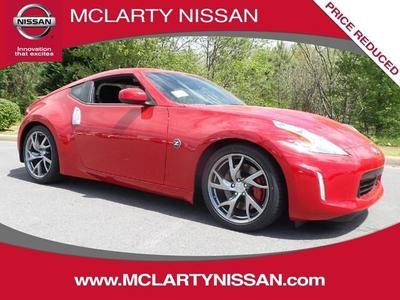 New 2016 Nissan 370Z Sport Tech