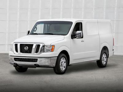New 2017 Nissan NV Cargo NV2500 HD SV V6/SV V8