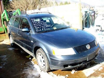 Used 2001 Volkswagen Passat GLS