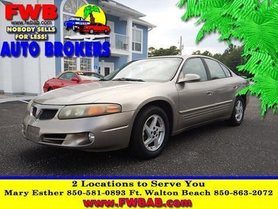 Used 2003 Pontiac Bonneville SE