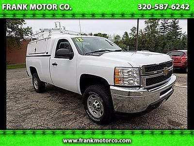 Used 2012 Chevrolet Silverado 2500 Work Truck