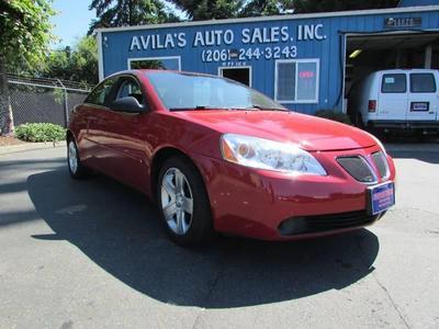 Used 2007 Pontiac G6 Base