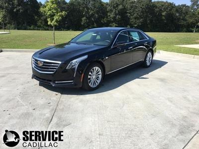 2017 Cadillac CT6 2.0L Turbo Standard