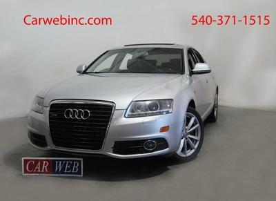 Used 2011 Audi A6 4.2 Prestige quattro