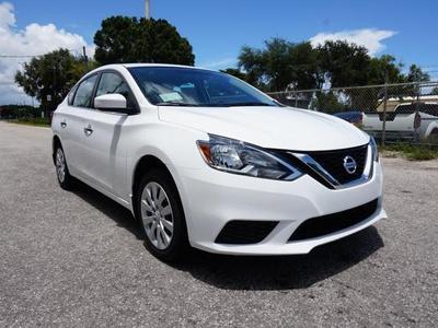 New 2017 Nissan Sentra SV