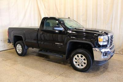 Used 2015 GMC Sierra 2500 SLE