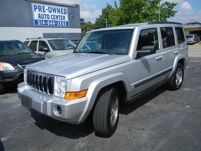 Used 2009 Jeep Commander Sport