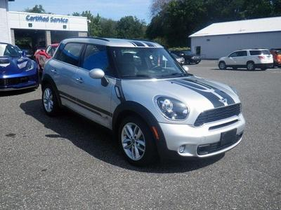 Used 2013 MINI Countryman Cooper S