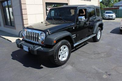 Used 2012 Jeep Wrangler Unlimited Sport