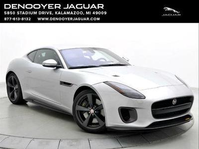 New 2018 Jaguar F-TYPE Sport