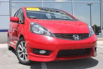 Used 2013 Honda Fit Sport