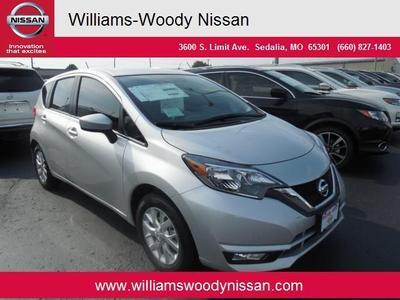 New 2017 Nissan Versa Note SV