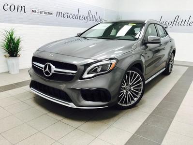 New 2018 Mercedes-Benz AMG GLA 45 Base 4MATIC