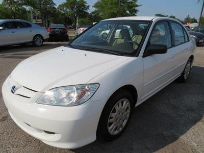 Used 2004 Honda Civic LX