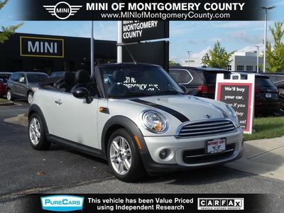 2015 MINI Convertible Cooper