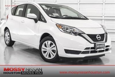 New 2017 Nissan Versa Note S Plus
