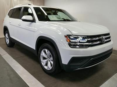 New 2018 Volkswagen Atlas 3.6 Launch Edition