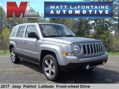 New 2017 Jeep Patriot