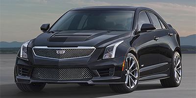 New 2017 Cadillac ATS-V Base