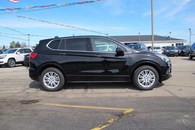 New 2017 Buick Envision Preferred