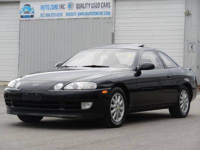 Used 1993 Lexus SC 400