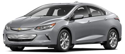 New 2017 Chevrolet Volt Premier