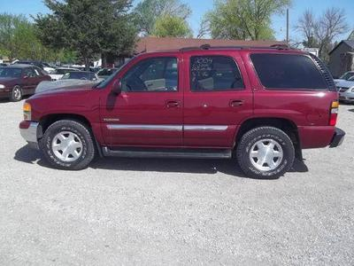 Used 2004 GMC Yukon SLT