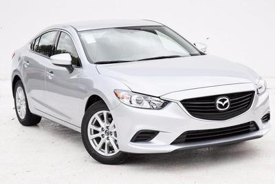 New 2016 Mazda Mazda6 i Sport