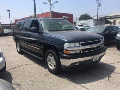 Used 2005 Chevrolet Suburban 1500
