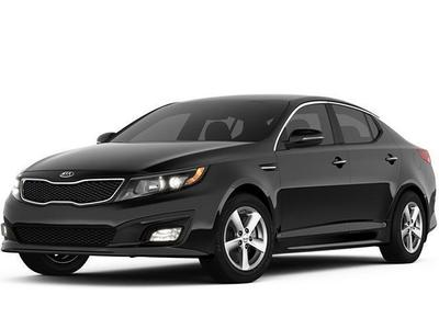 Certified 2015 Kia Optima LX