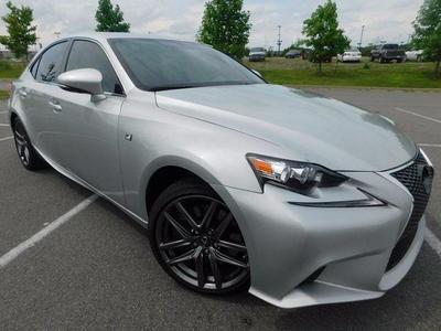 Used 2016 Lexus IS 200t Base