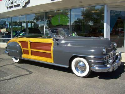 Used 1949 Chrysler Town & Country 1ST SERIES C-39