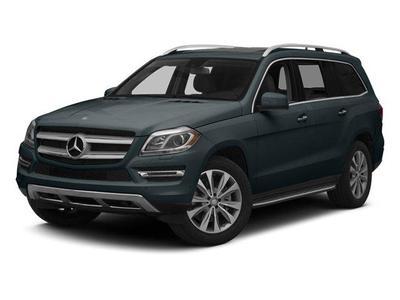 Certified 2014 Mercedes-Benz GL450 4MATIC