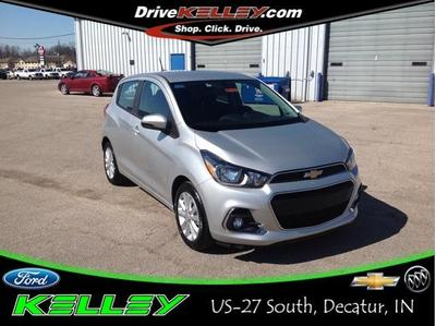 New 2017 Chevrolet Spark 1LT