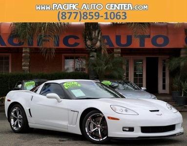 Used 2012 Chevrolet Corvette Grand Sport