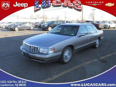 Used 1997 Cadillac DeVille