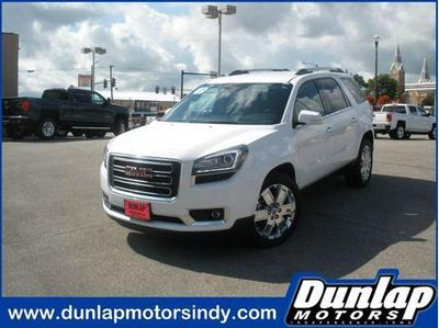Certified 2017 GMC Acadia Limited Limited