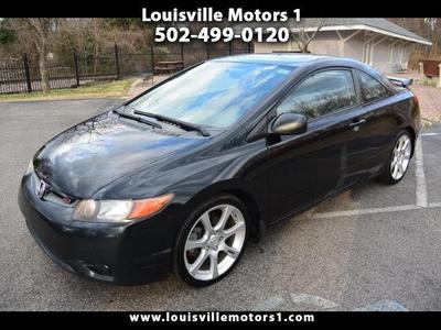 Used 2008 Honda Civic Si