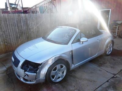 Used 2002 Audi TT Roadster quattro