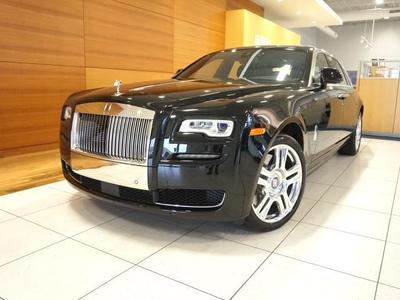New 2017 Rolls-Royce Ghost