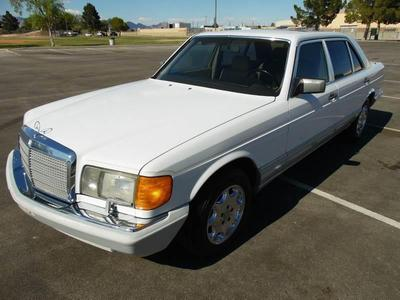 Used 1990 Mercedes-Benz 420SEL