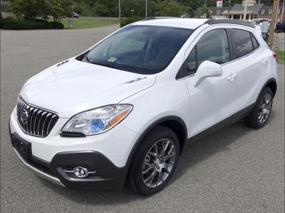 New 2016 Buick Encore Sport Touring