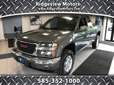 Used 2010 GMC Canyon SLT